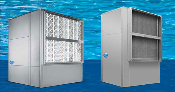 DXair Pool Dehumidification